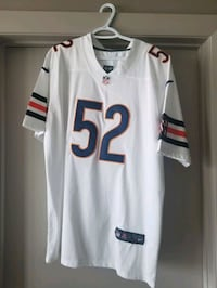 Chicago Bears #52 Away Jersey