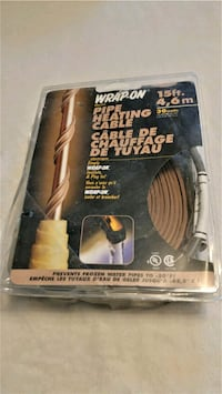 Wrap-On Pipe Heating Cable Saint Catharines, L2P
