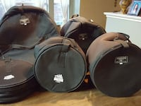 Drum Travel Cases (soft shell)