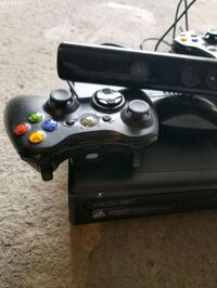 CXBOX 360 with interactive camera thing and some dvds Pickering, L1V 3B5