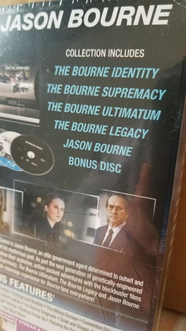 The Bourne Ultimate Collection - 5 Movies  fe10567c-4cbd-4b7a-ba06-d4b65b5dd221