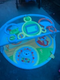Baby's blue and green activity gym Salinas, 93906