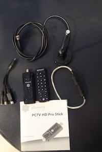 Pinnacle PCTV HD Pro Stick USB2 HDTV Tuner for Free HD Olney