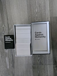 Cards Against Humanity with Expansion  Vancouver, V6B 1V4
