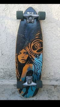 Black and brown SECTOR 9 board  Oxnard, 93033
