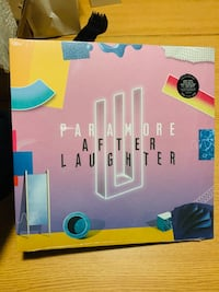 Paramore After Laughter Vinyl Seaside Heights, 08751