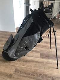 Nike Golf Bag and some clubs