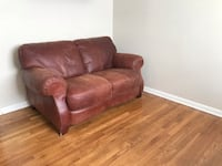Natuzzi leather couch Upper Arlington, 43221
