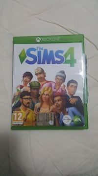 The Sims4 xbox one