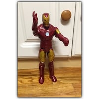 Marvel Hero Iron Man toy ,measure  11 inch H... Elizabeth, 07208
