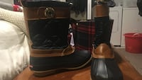 Tommy Hilfiger winter boots size 7 Clarkstown, 10954