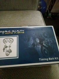 Timing belt kit with water pump