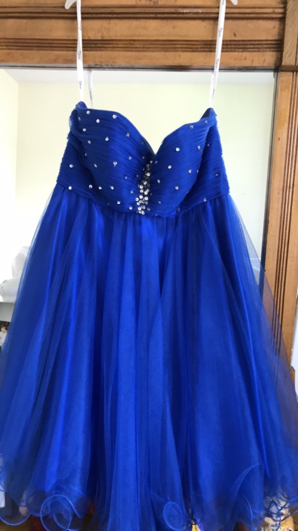 Prom or Graduation Dress b4eaed7a-8316-4171-85c8-503bba41f8f5