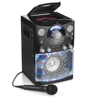 KARAOKE MACHINE/LIGHTS/SPEAKER  Kitchener, N2G 3M7