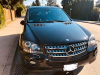 2008 Mercedes-Benz M-Class ML350 Edition 10 Port Coquitlam