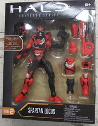 BRAND NEW EXCLUSIVE HALO SPARTAN LOCUS ACTION FIGURE ~NICE~ Brooklyn Park, 55445