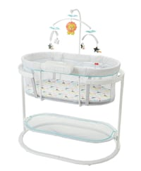 Fisher-Price Soothing Motions Bassinet Toronto
