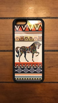 Iphone 6/6s - patterned horse case Virginia Beach, 23464