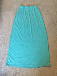 Small maxi skirts $10 each or 15 for both Edmonton, T6X 1T2