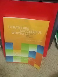 Strategies for Successful Writing book Jackson, 39212