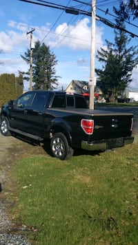 2013 Ford F-150 King Ranch 4x4 SuperCrew 145-in Abbotsford