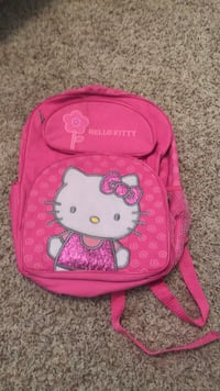 Pink Hello Kitty backpack Austin, 78744