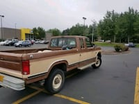 brown crew cab pickup truck Beaverton, 97005