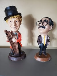 Marx Brothers Statues Montvale, 07645