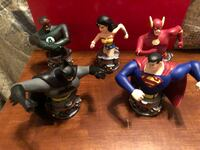 Justice league ceramic paper weight collectibles West Easton, 18042