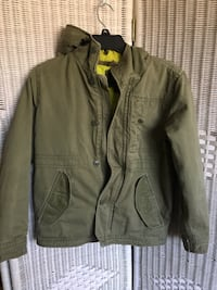 Gap Kids 100% cotton Quilted Jacket size -L very Warm  Fountain Valley, 92708