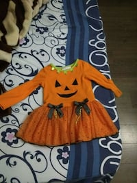 Halloween dress for 3 years old Montréal, H9J 3M3