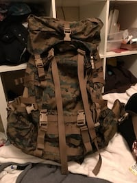Military Marines Airsoft Camping Outdoor Backpack Garden Grove, 92843