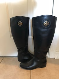 Tory Burch leather boots  Bethesda, 20817