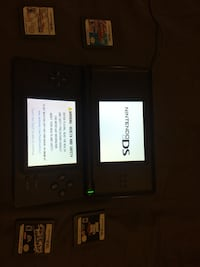 Game boy advance with games 3132 km