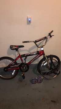 red and black BMX bike Alexandria, 22310
