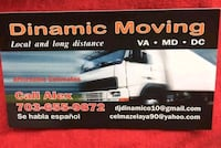 Long distance moving Alexandria, 22306