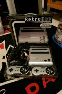 RetroDuo console for SNES/NES Vaughan, L4J 5J9