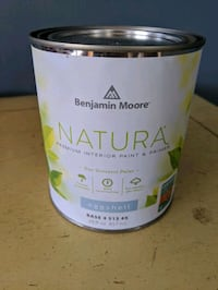 Benjamin Moore Blueberry Hill paint-unopened quart Washington, 20011