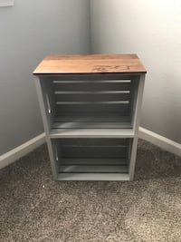 Rustic Night Stand Roseville, 95747