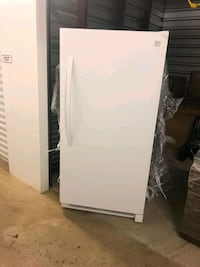 Kenmore 13.8 cubic feet frost free upright freezer