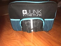 Junk in the trunk for your car. It has everything you need. Kempner, 76539
