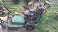 Green and black zero turn mower Alexandria, 22310