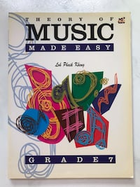Grade 7 Theory of Music Made Easy  Hougang, 530971