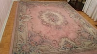 Persian Authentic Hand knotted Area Rug Vaughan