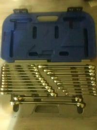 SEARS Companion US 22 piece wrench set Hagerstown, 21742