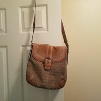 Brown logo Coach purse Germantown, 20876