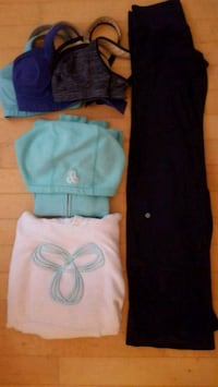 Excellent Condition Lululemon TNA lot White Rock, [no name]