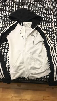 Size small Adidas zippered hoodie