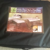 Brand New Spa Sensation Folding Guest Bed with Steel Frame  Markham, L3P 1B4