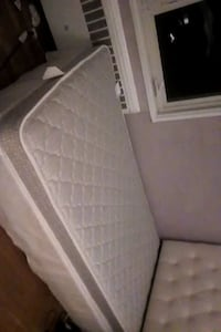 white and gray bed mattress Bethesda, 20816